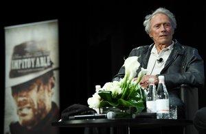 Clint Eastwood, en el Festival deCannes en el 2017.