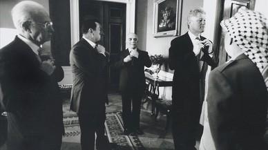 25 años de los acuerdos de Oslo: el pacto que no trajo la paz