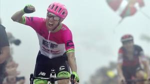 Valverde i Mas no renuncien a res en la Vuelta a Espanya