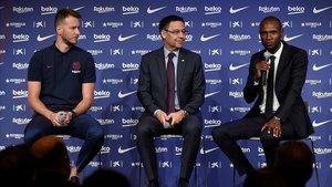 """""""No ha canviat res, tot continua igual"""", diu Bartomeu sobre el cas Neymar"""