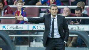«És un avantatge que tenim: apareix Messi i fa un gol», diu Valverde