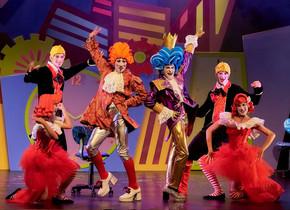 'Aladdin, #thePopMusical' es una de las obras de la compañía La Roda de Gavà nominadas a los Premios TB