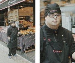Victor, el empleado más puntual de Camarasa Fruits.