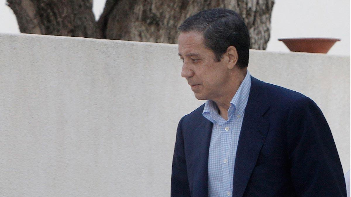 La jutge deixa en llibertat Eduardo Zaplana després de trobar i bloquejar 6,7 milions de presumptes comissions