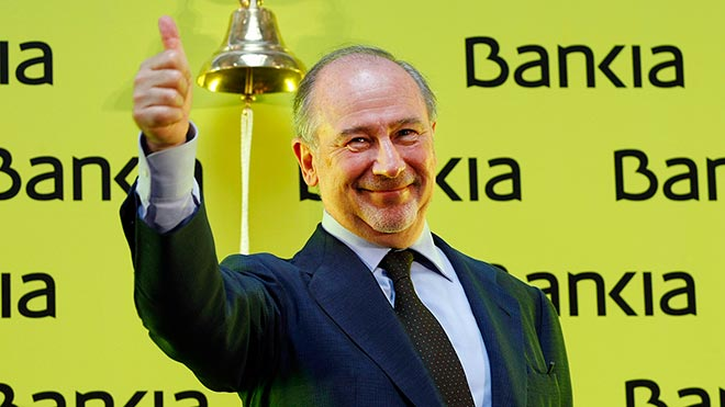 Absolts Rato i els 33 acusats per la sortida a borsa de Bankia