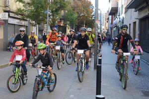 La bicicletada popular organizada por el Mercado Municipal se enmarcará en la celebración de la Semana de la Movilidad de Rubí
