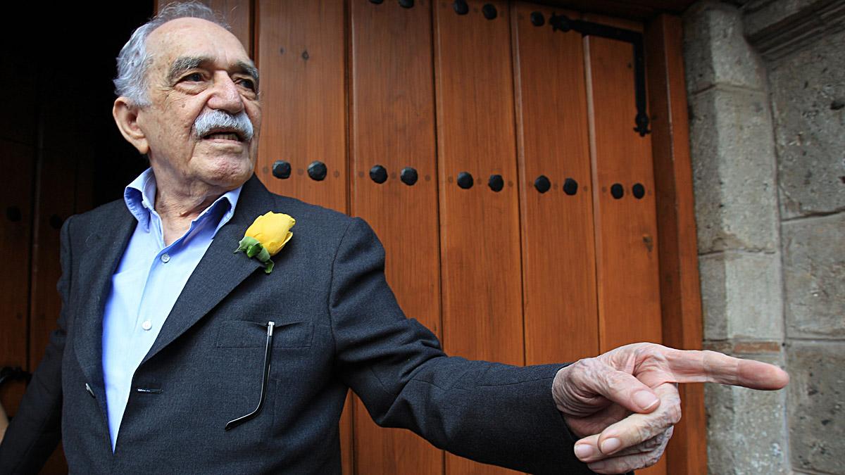 Biografia de Gabriel García Márquez.