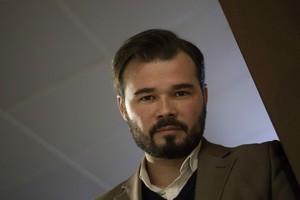 Gabriel Rufián, diputado de ERC en el Congreso.