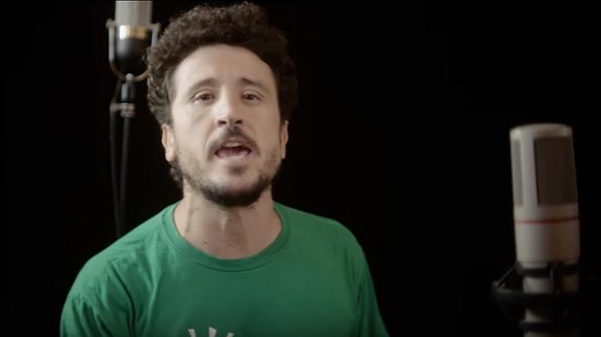 El videoclip d''Endavant les atxes', la cançó oficial de la Diada.