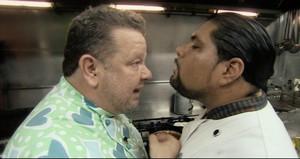 Alberto Chicote, en un tenso momento de la nueva temporada del programa de La Sexta Pesadilla en la cocina.