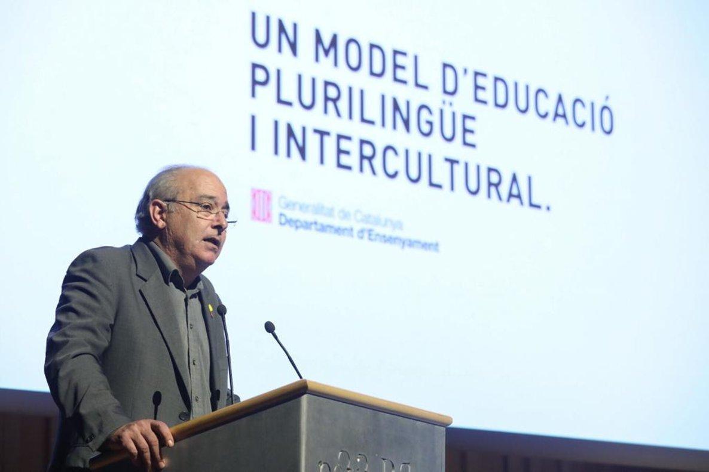 El 'conseller' de Educació, Josep Bargalló.