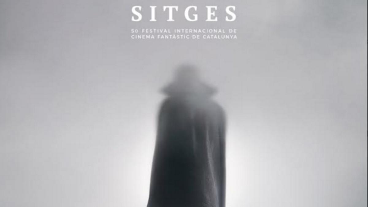 Detalle del póster de la edición 50ª del Festival de Sitges.