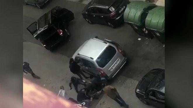 Detenido un exempleado del Hospital Royo Villanova por disparar a su exjefe en un garaje de Zaragoza.
