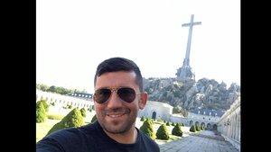 Jorge Ignacio P. J., el sospechoso de la muertede Marta Calvo.