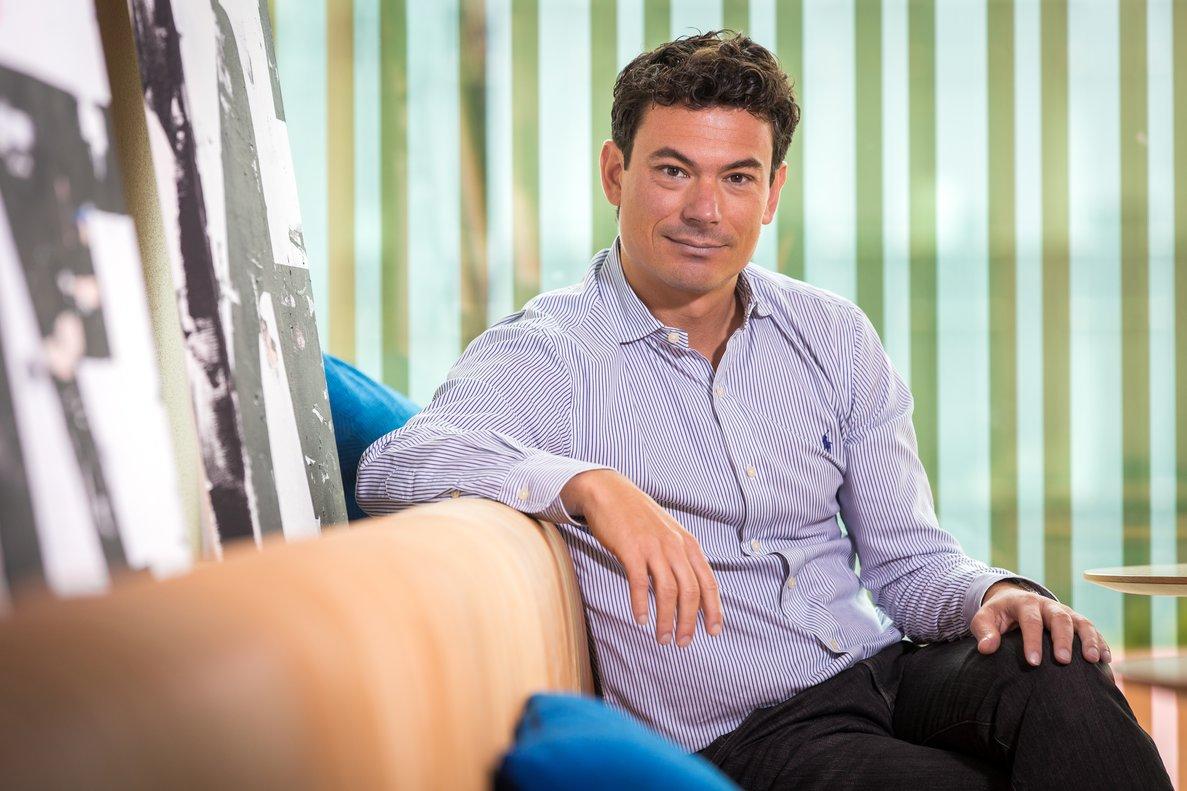 Dave Stoll es el CEO de doppo,una plataforma de seguros de coche digital lanzada entre Zurich Insurance Group y Zurich España.
