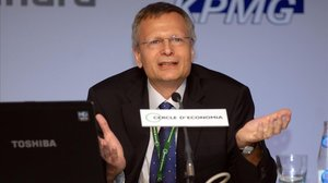 El economista Dani Rodrik en una reunión del Círculo de Economía, en junio del 2009.