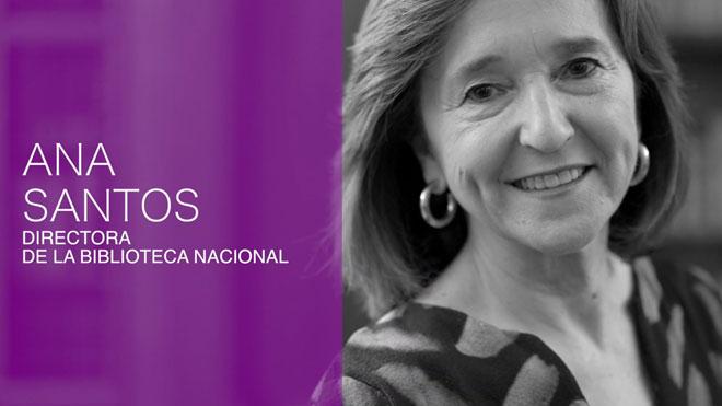 8M. Entrevista con Ana Santos.