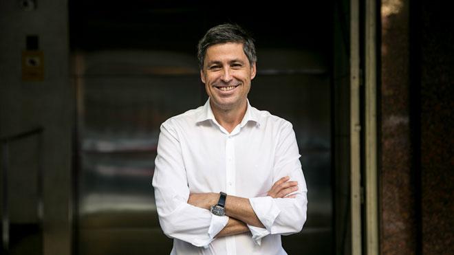 Entrevista a José Rosiñol, presidente deSocietat Civil Catalana