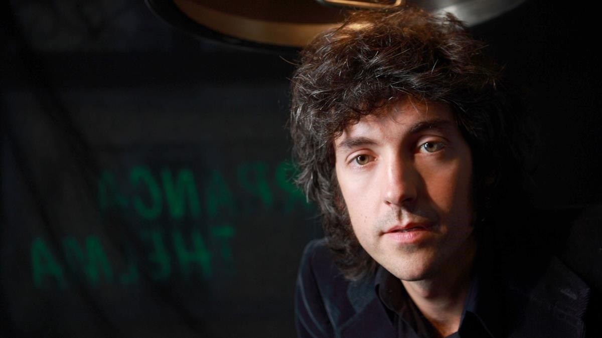 El escritor Carlos Pardo.