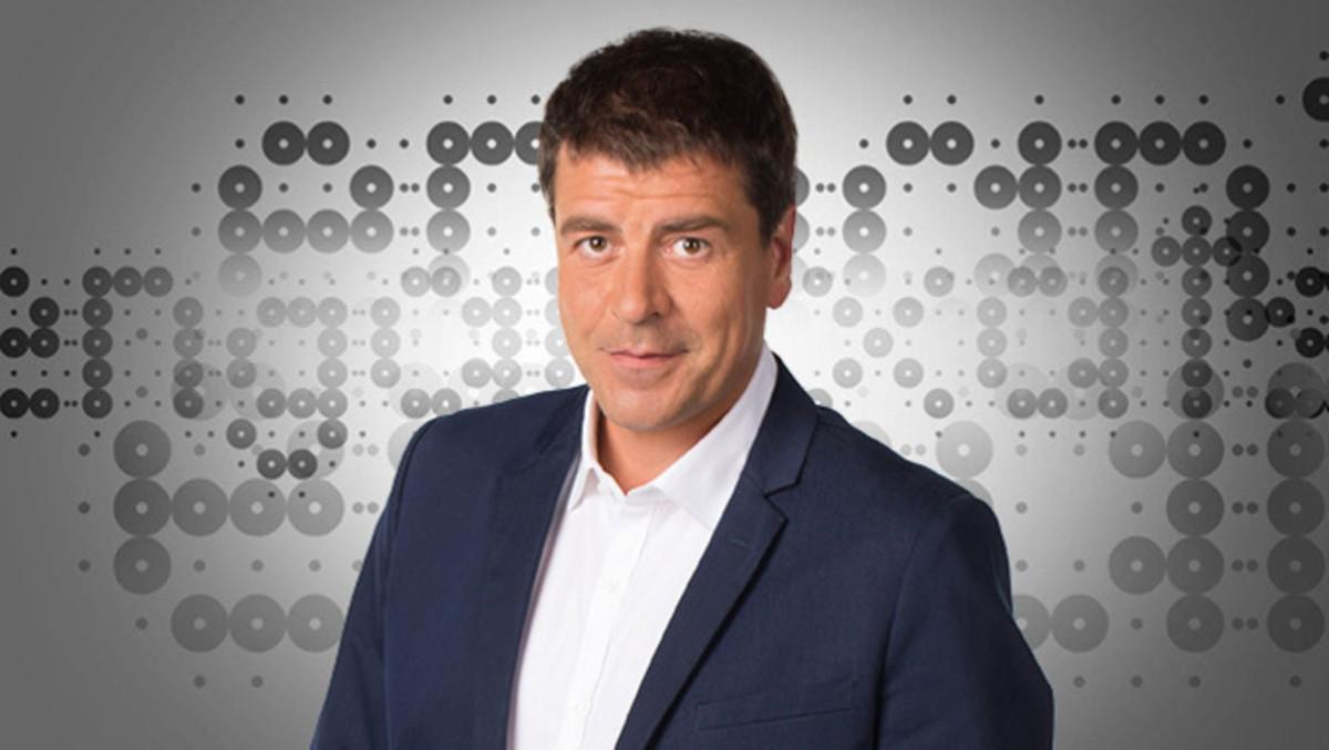 Espertac Peran, nuevo director y presentador de Enganxats (TV3).