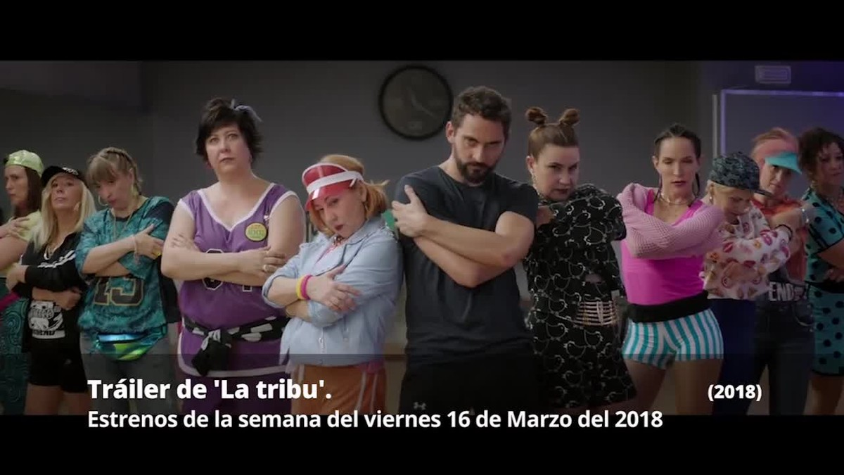 Tràiler de La tribu(2018)