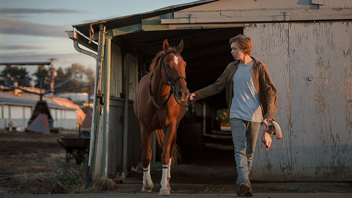 Tráiler de Lean on Pete (2017)