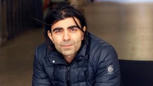 Fatih Akin, fotografiado el miércoles 21 en Madrid, donde presentó En la sombra