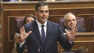 Sánchez rebutja qualsevol comparació entre Catalunya i Bòsnia