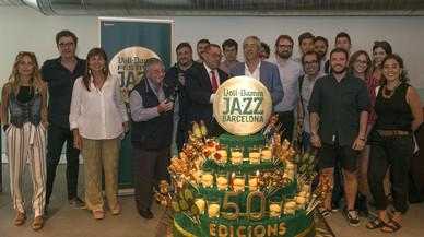 El Festival de Jazz de Barcelona festeja a lo grande su 50ª edición