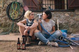 Un fotograma de la película 'El increíble finde menguante'.