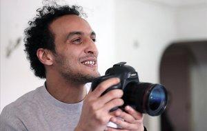 El fotoperiodista egipcio, Shawkan, liberado tras pasar 5 años en la cárcel