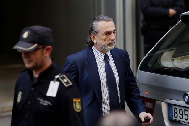 Francisco Correa, presunto cabecilla de la trama 'Gürtel'.