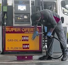 Gasolinera de Cabrera de Mar (Barcelona) que ofrece precios bajos.