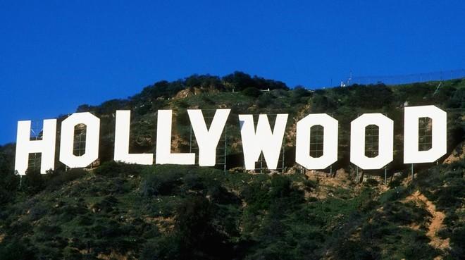 Icónica imagen en Los Ángeles del cartel del barrio de Hollywood, centro neurálgico de la industria del cine y de la televisión de EEUU.