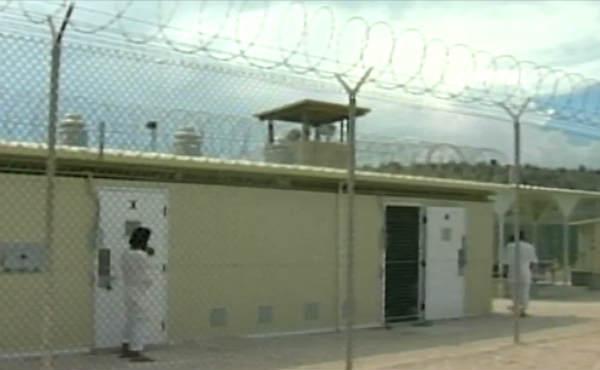 Cárcel de alta seguridad en Guantánamo