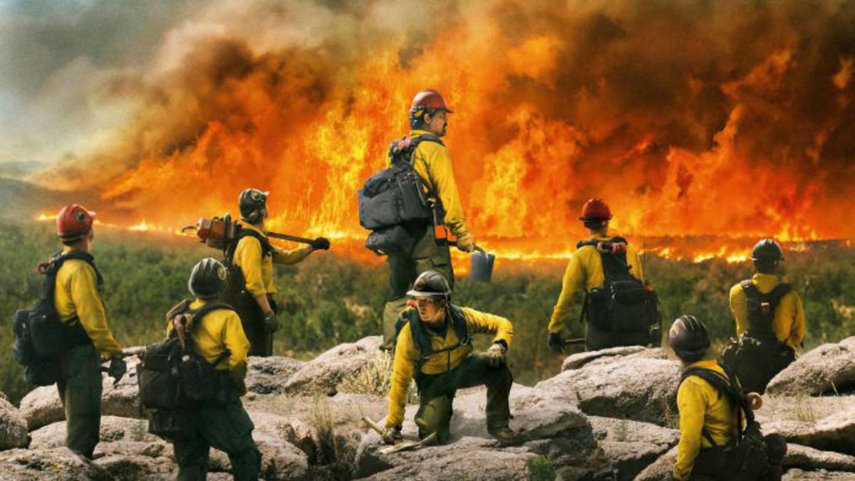 Fotograma de la película Héroes en el infierno.
