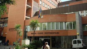 ElHospital Clínico de València.
