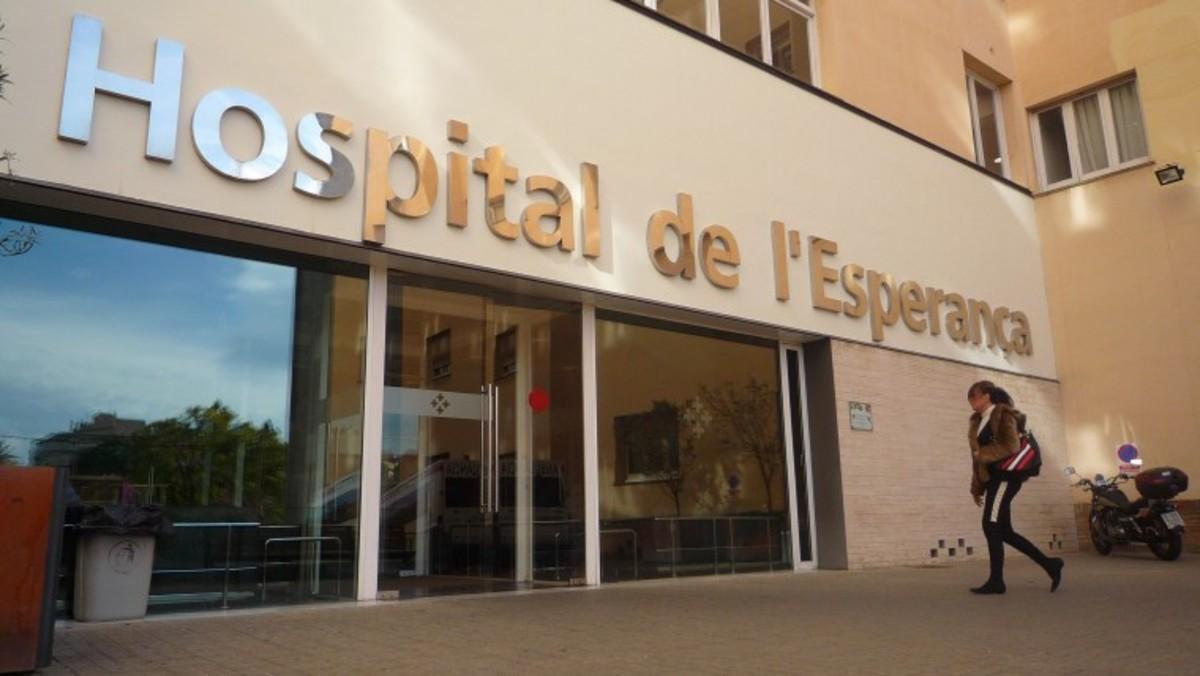 El Hospital de la Esperança de Barcelona es un centro del sistema sanitario estrechamente vinculado al barrio de Gràcia.
