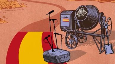 España: mucha política, poco proyecto