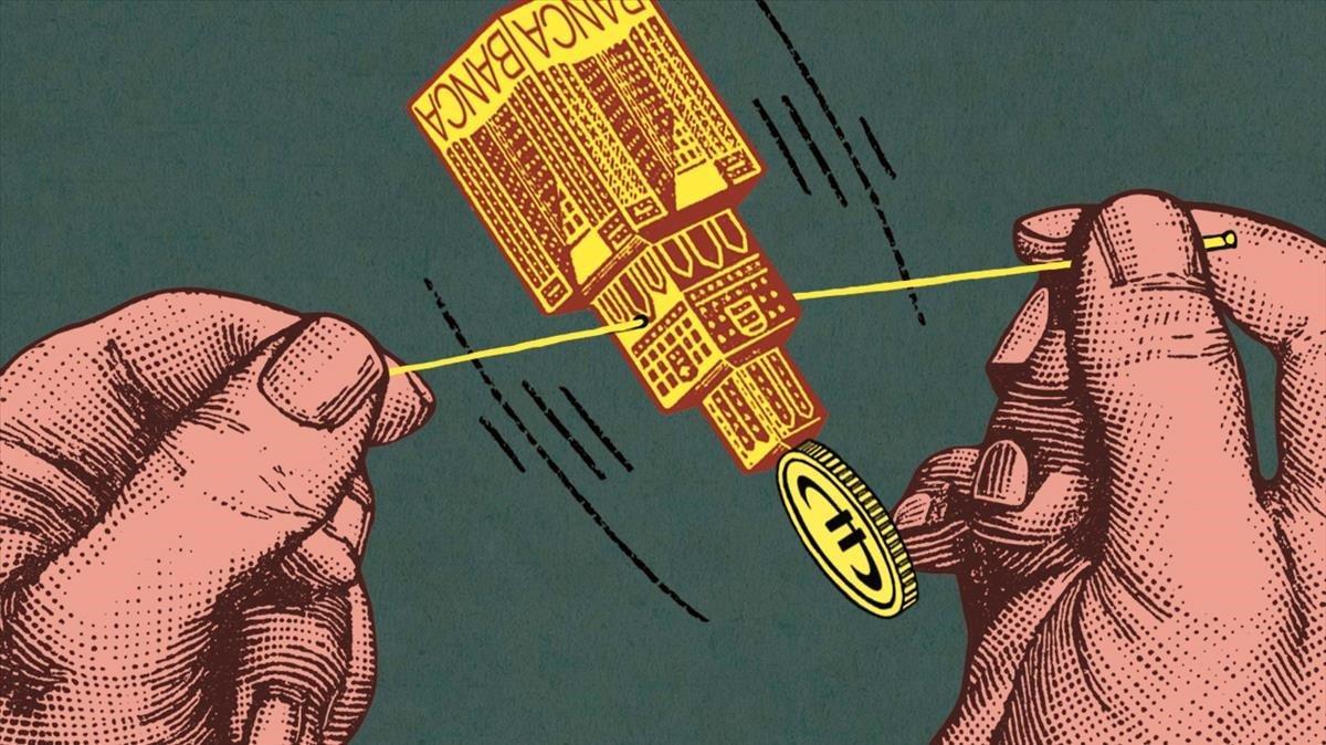Rodrigo Rato y la crisis bancaria