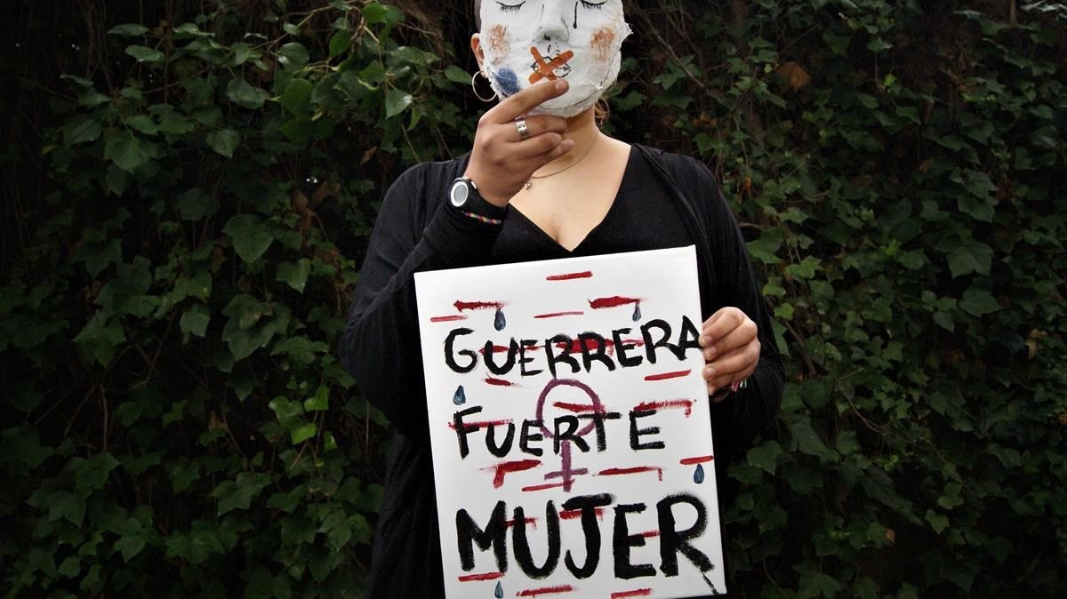 Imagen del Proyecto Claudel, que promueve la asociación In Via, dirigido a mujeres maltratadas en Catalunya.