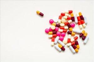 Imagen genérica de medicamentos.