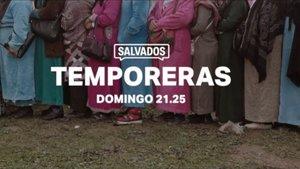 Imagen de la promo de la nueva entrega de Salvados.
