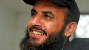 Fotografía de archivo fechada el 16 de enero del 2005 deJamal Mohammed al-Badawi.