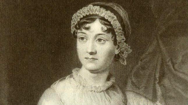 La escritora británica, Jane Austen.