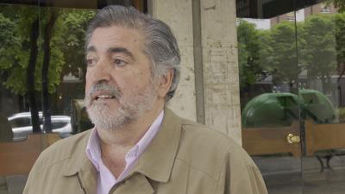 El expresidente del PSE-EE Jesús Eguiguren, quien ha valorado la detención del etarra Josu Ternera.