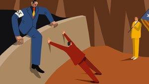 Les vísceres com a arma política
