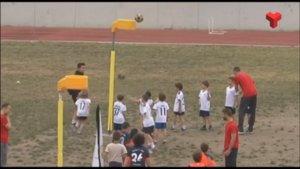 El korfbal se une a las ligas deportivas escolares de Terrassa.