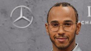 Lewis Hamilton (Mercedes), premio Laureus junto a Leo Messi.