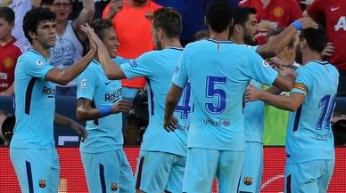 Solo marca Neymar para el Barça